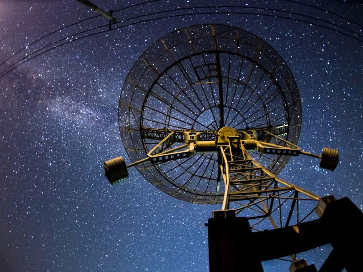 радиосигналы из космоса