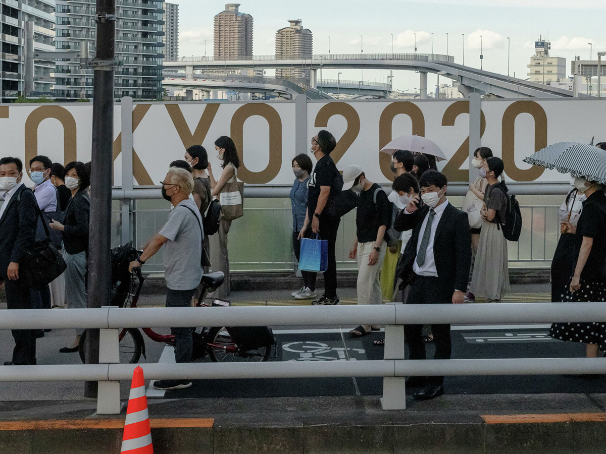 россияне о Олимпиады в Токио