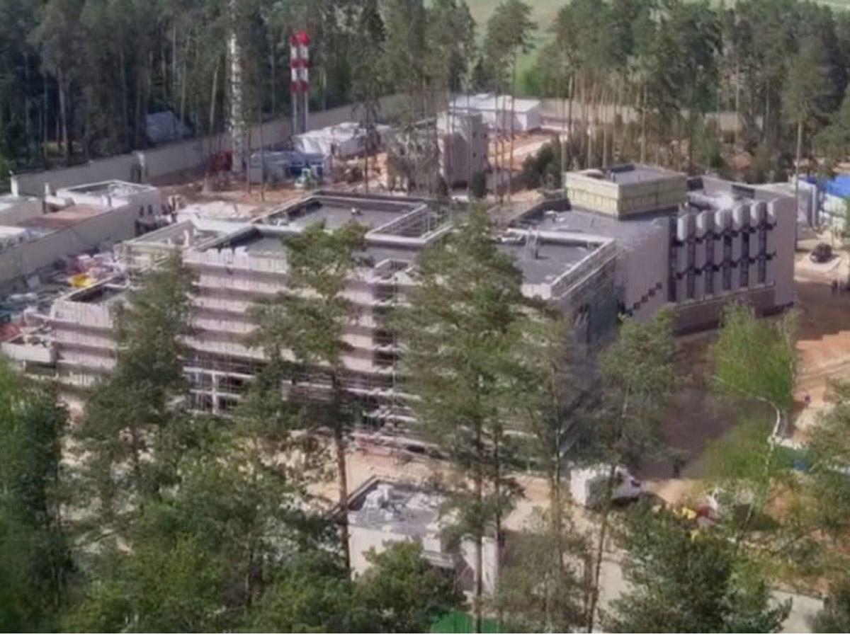 стройка в Ново-Огарево ₽20 млрд
