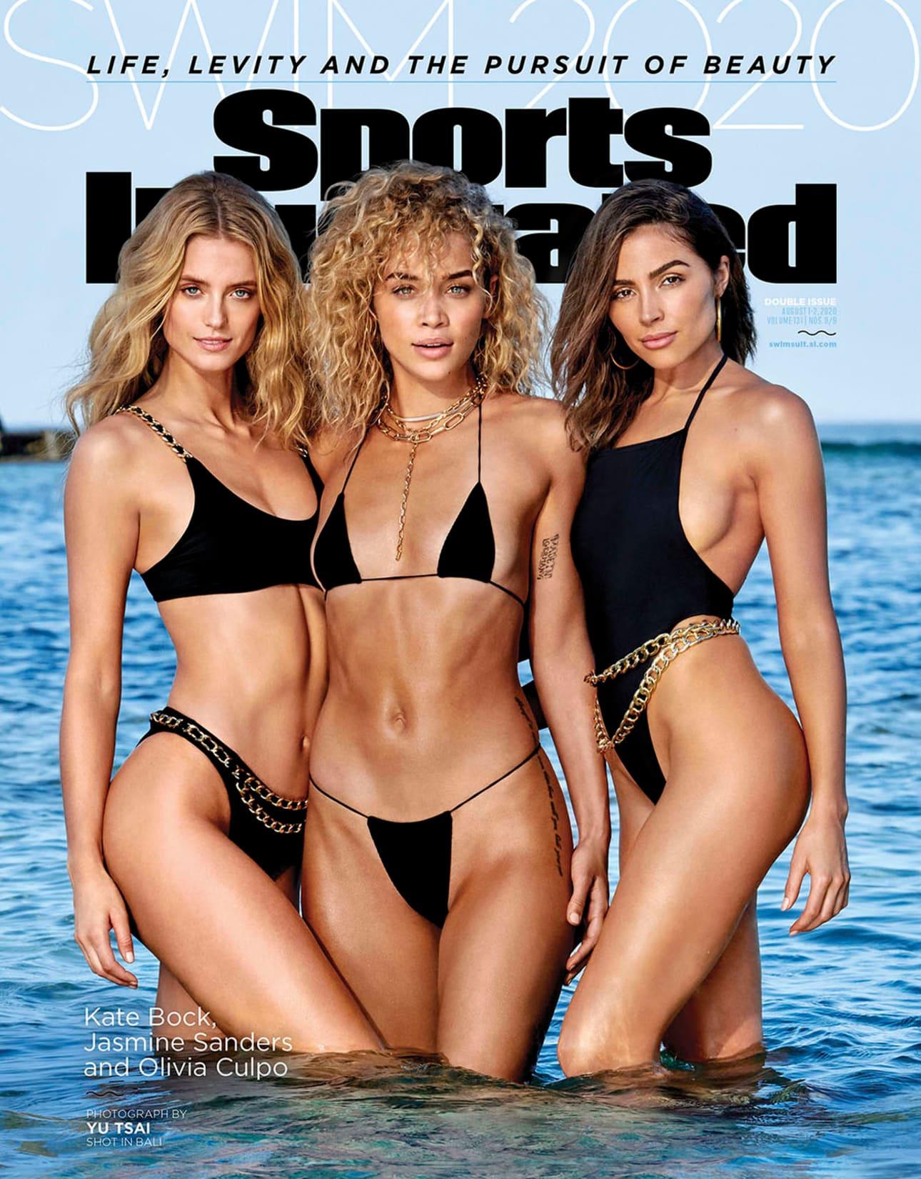 Модели Sports Illustrated от которых нельзя оторвать глаз