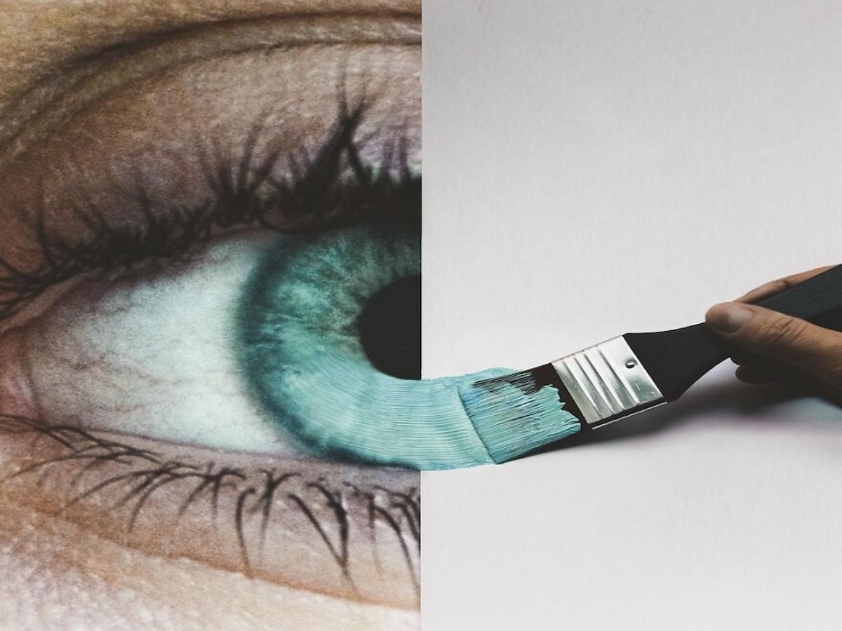 Берлинская художница радует зрителя цифровыми иллюзиями