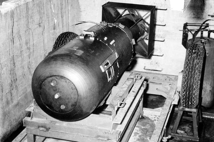 Хиросима и Нагасаки после ядерных взрывов