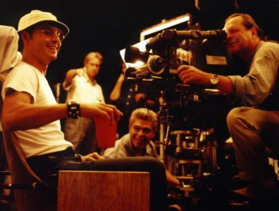 Редкие снимки со съёмочных площадок знаменитых фильмов