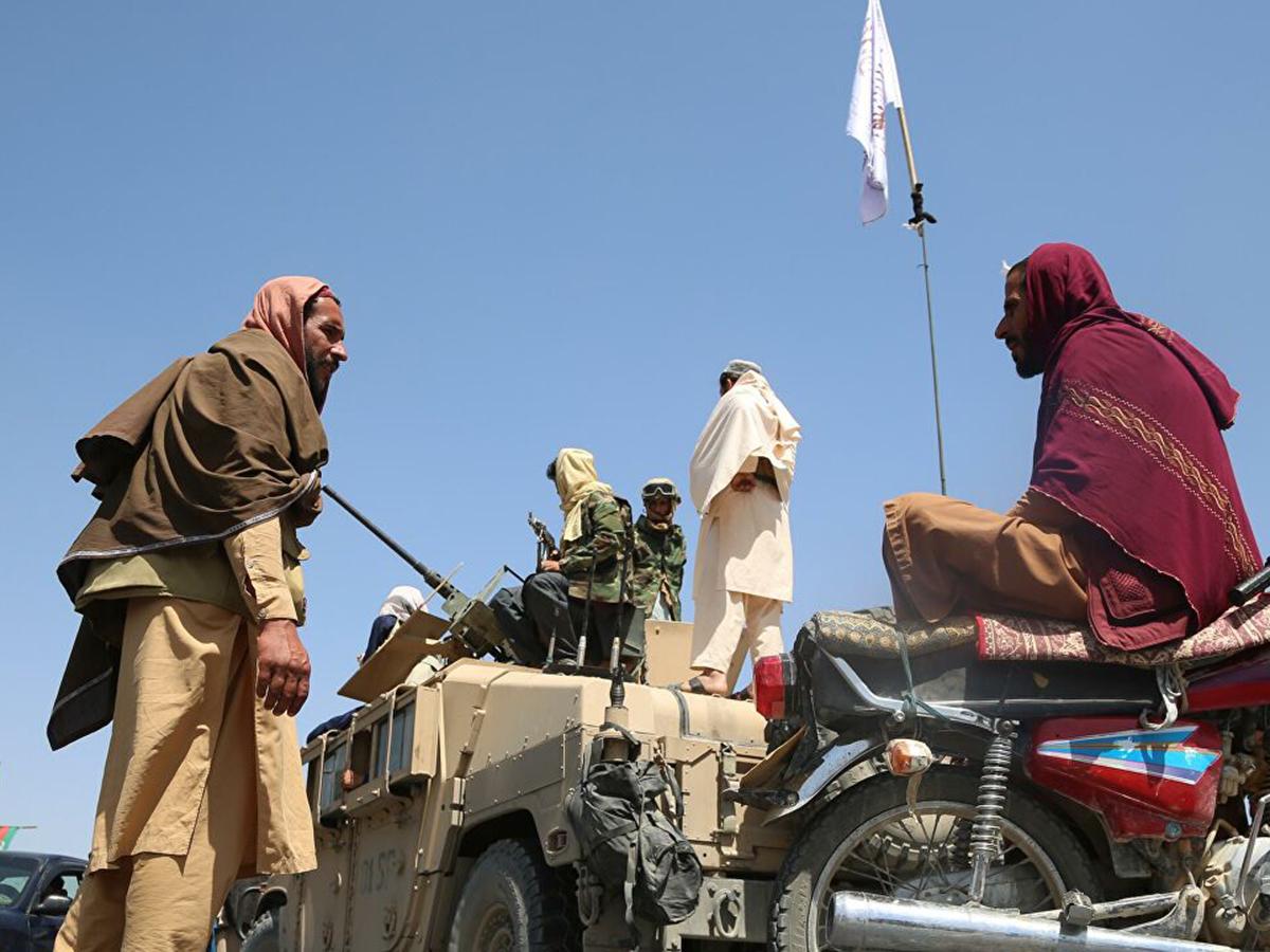 Афганистан талибы