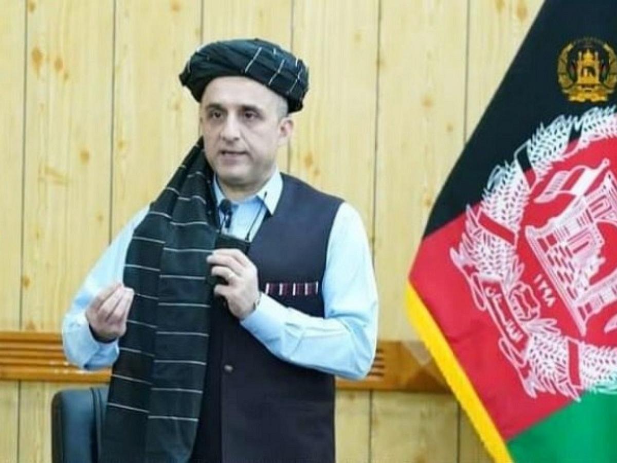 Вице-президент Афганистана отбил у талибов район в Панджшере