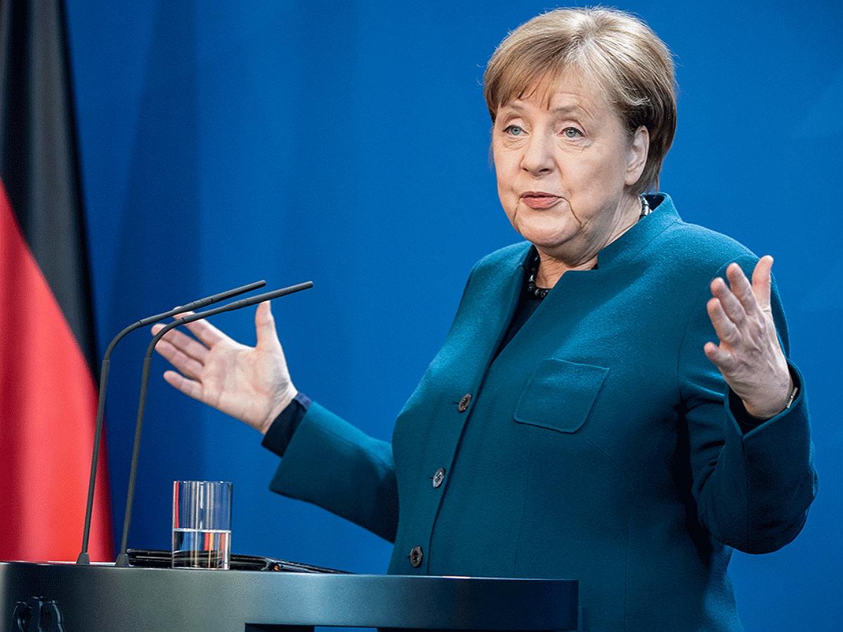 Журналисты выяснили размер пенсии Меркель после ухода в отставку