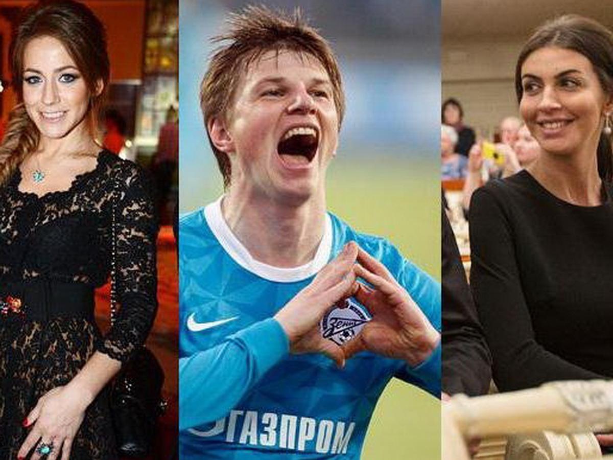 Аршавин, барановская и Казьмина