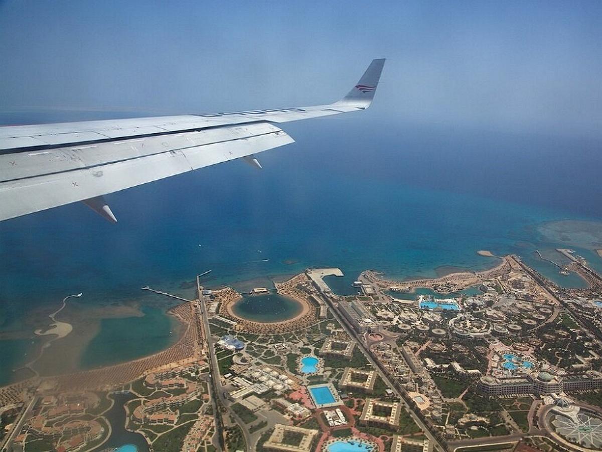 Российские авиакомпании получили допуск на полеты в курорты Египта