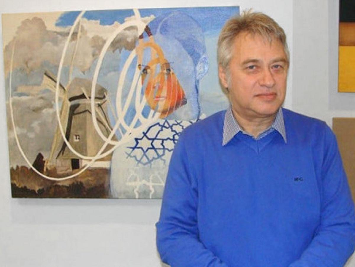 Художник Евгений Гороховский умер от осложнений после COVID-19
