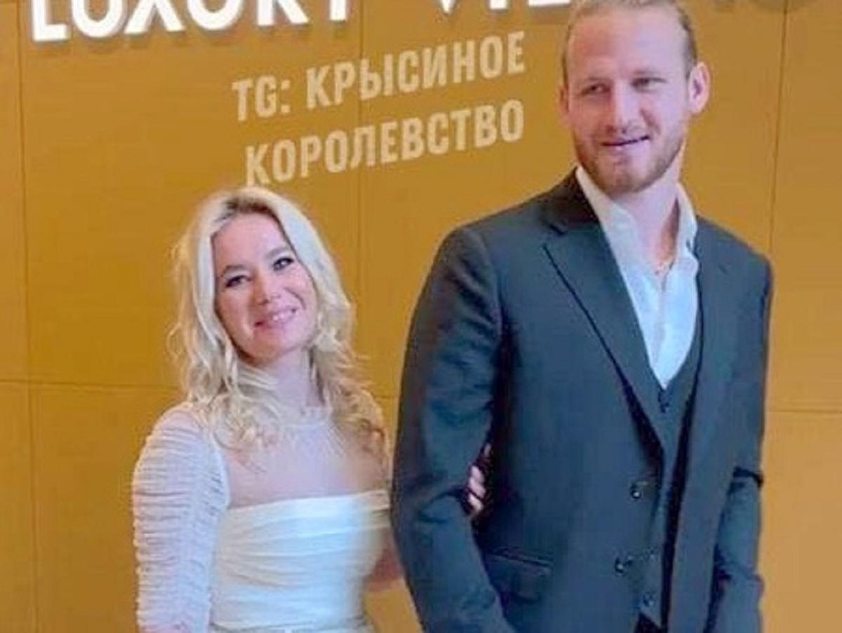 Экс-супруг Пелагеи, хоккеист Иван Телегин снова женился