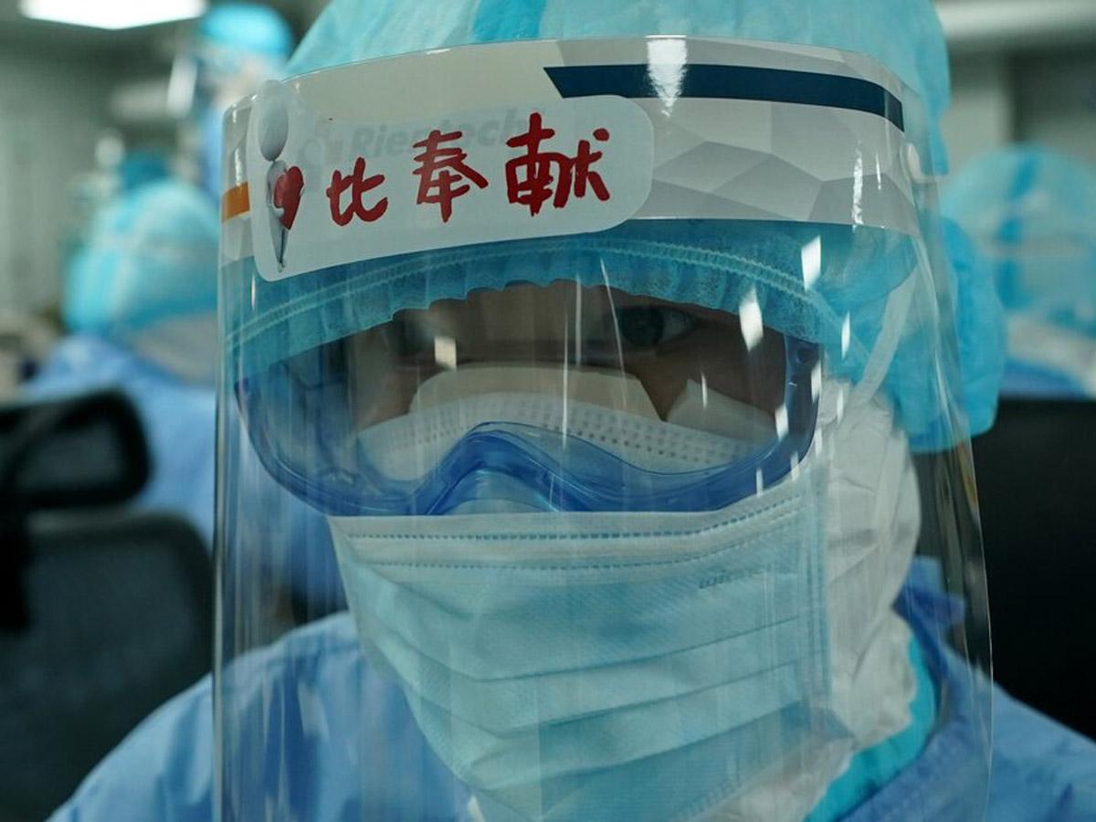 КНР версия вируса в Ухане