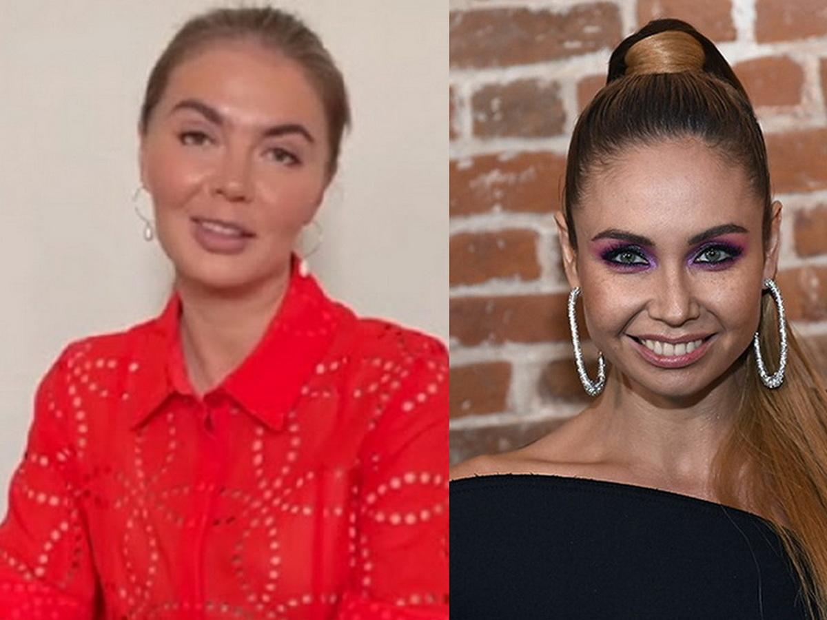 Кабаева и Утяшева