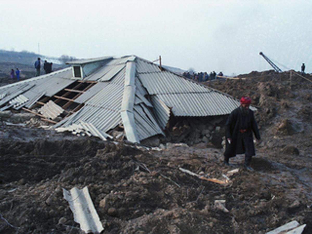 Кемеровская область землетрясение