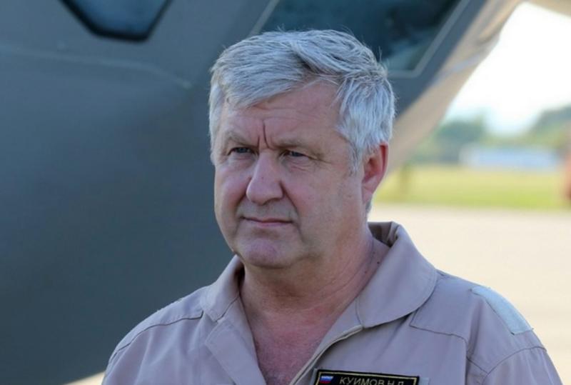 Крушение опытного образца самолета Ил-112В в Кубинке попало на видео (ВИДЕО)