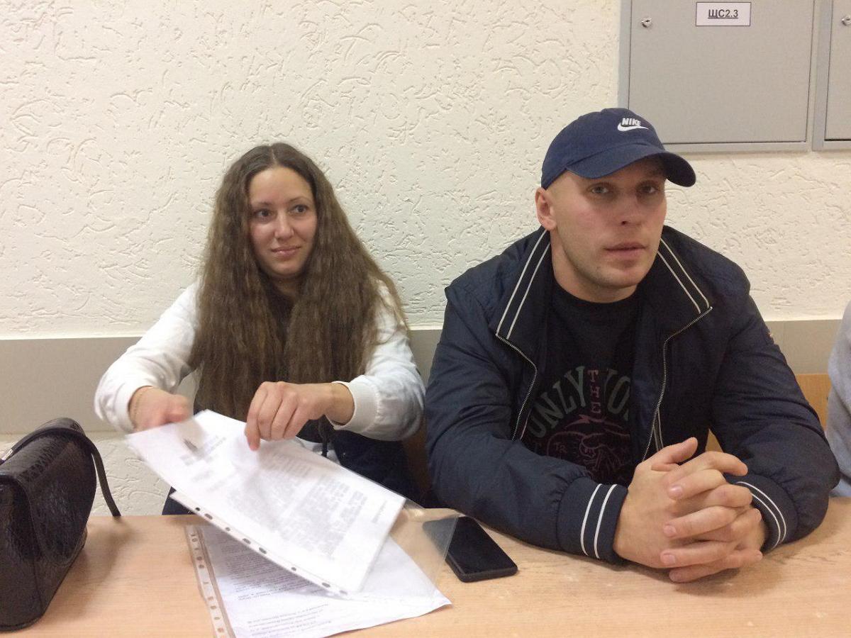 Экс‑главу «Открытки» в Пскове Лию Милушкину и ее мужа осудили на 10,5 и 11 годам колонии
