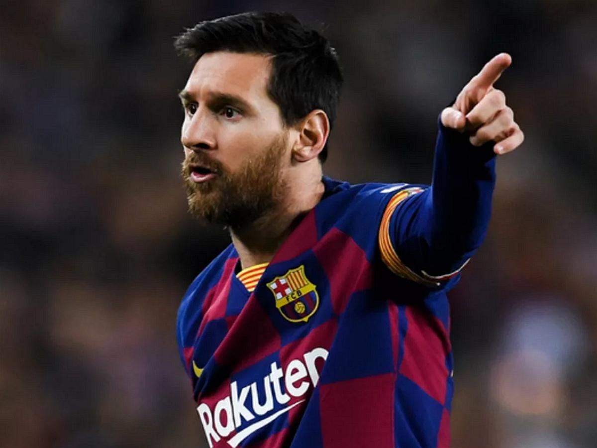 Лионель Месси ушел из «Барселоны»: названа причина