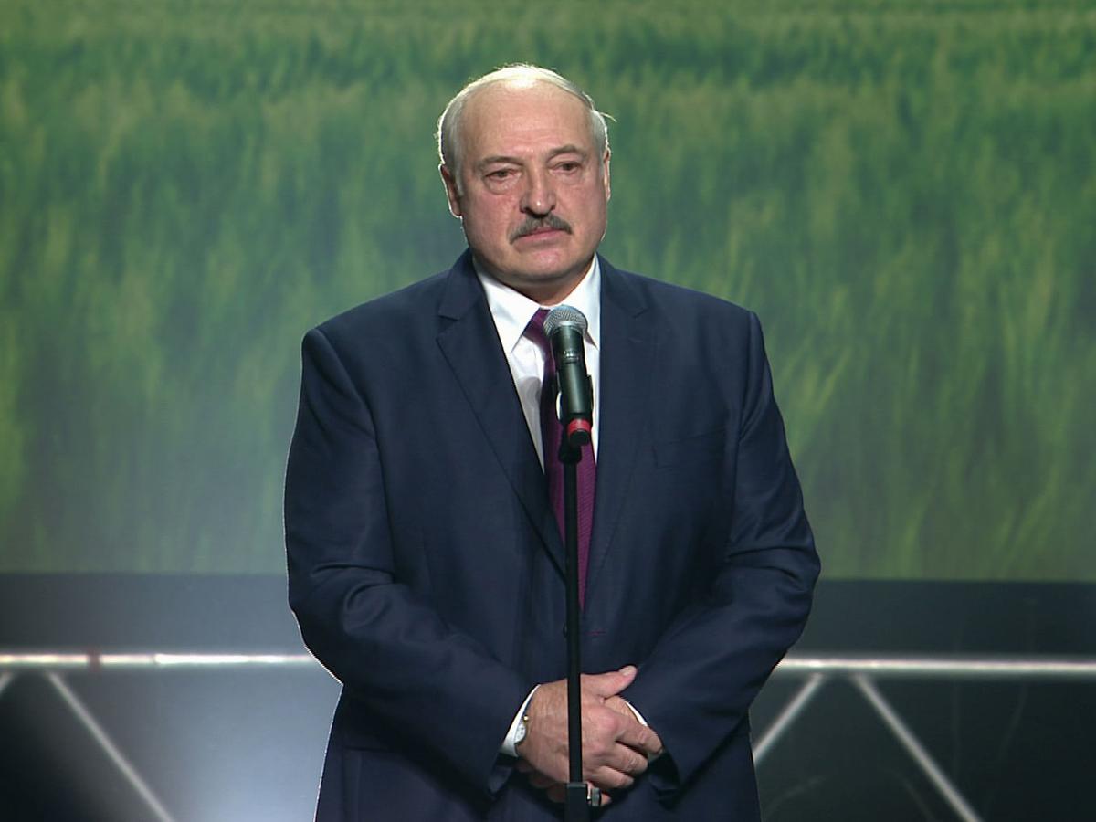 Лукашенко о закрытии границы