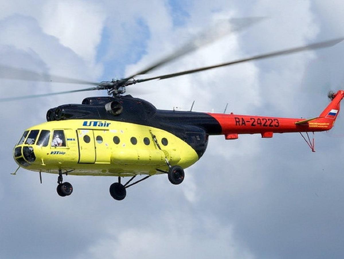 Неизвестные разграбили российский вертолет Ми-8 в аэропорту Кабула