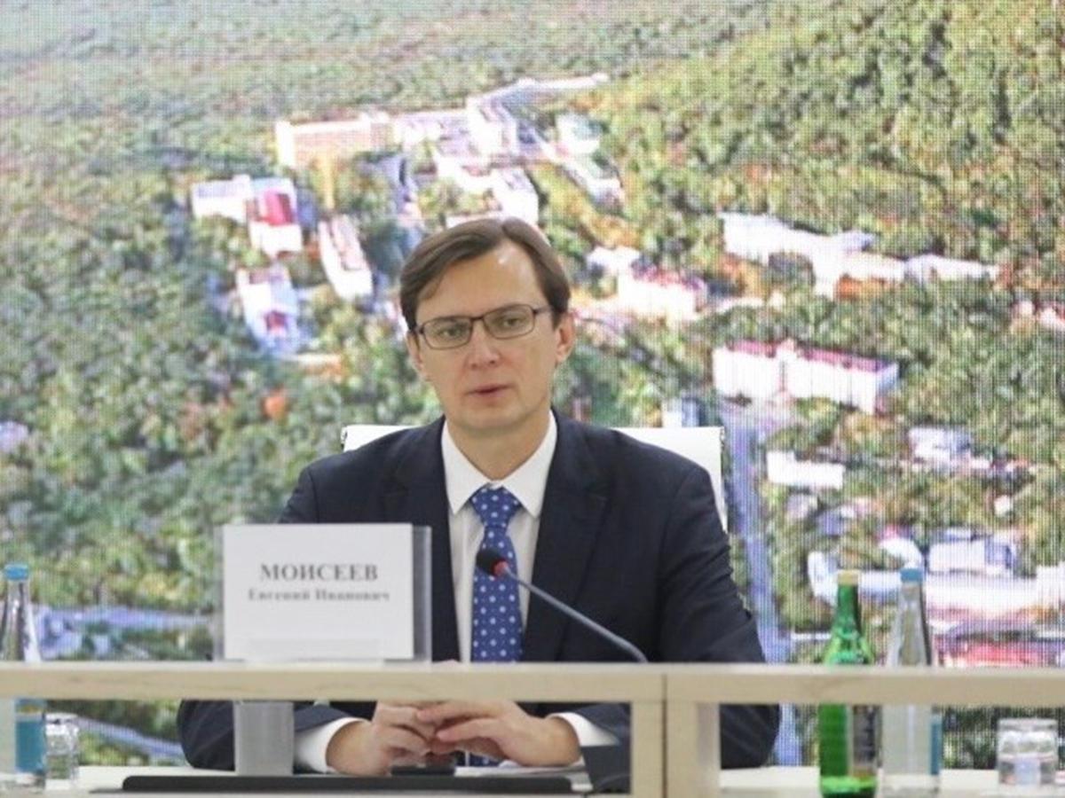 Евгений Моисеев
