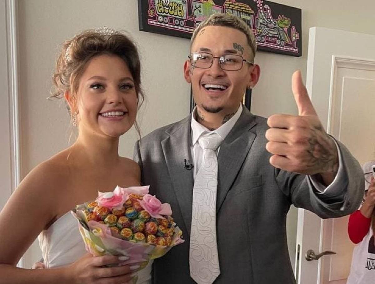 «Собчак – ведущая»: СМИ опубликовали первые фото и видео со свадьбы Моргенштерна