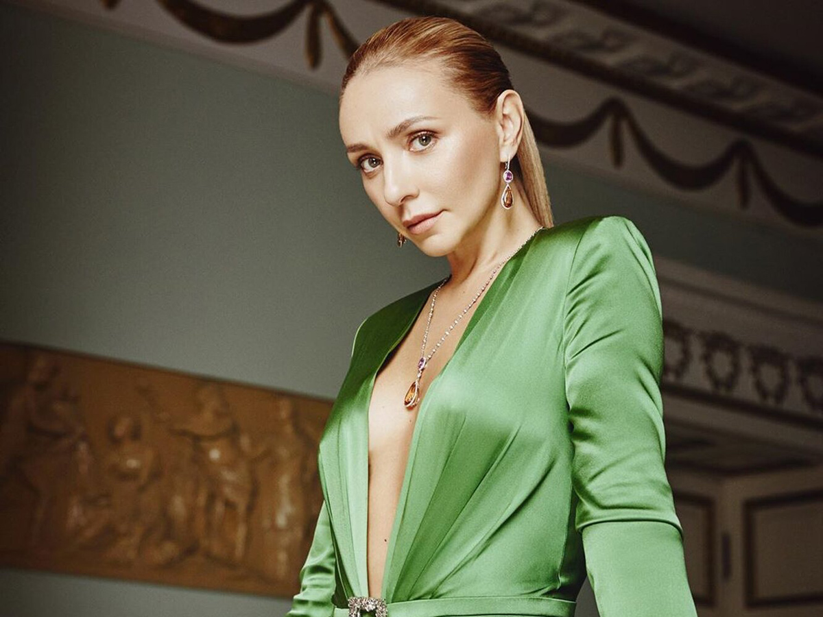Татьяна Навка вульгарный образ