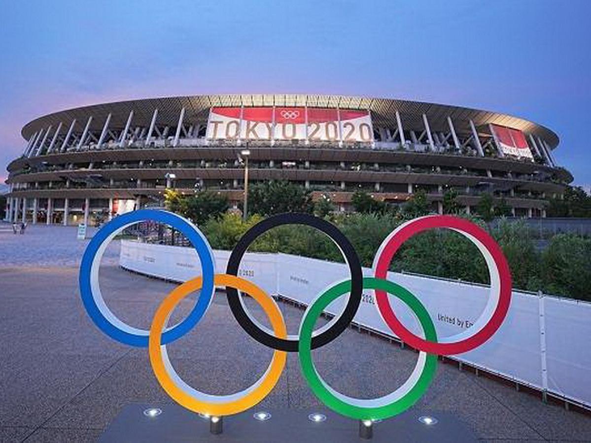Закрытие Олимпиады 2021