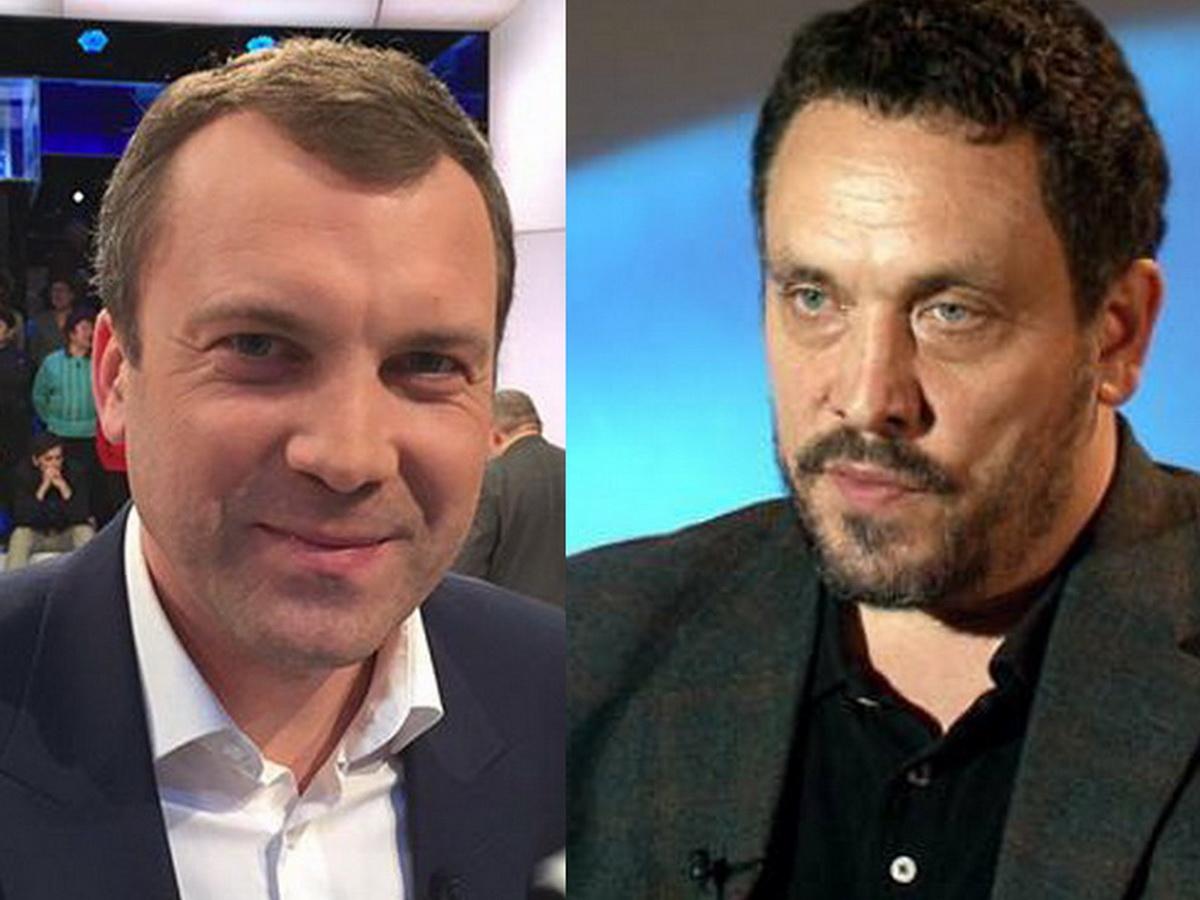 Попов и Шевченко