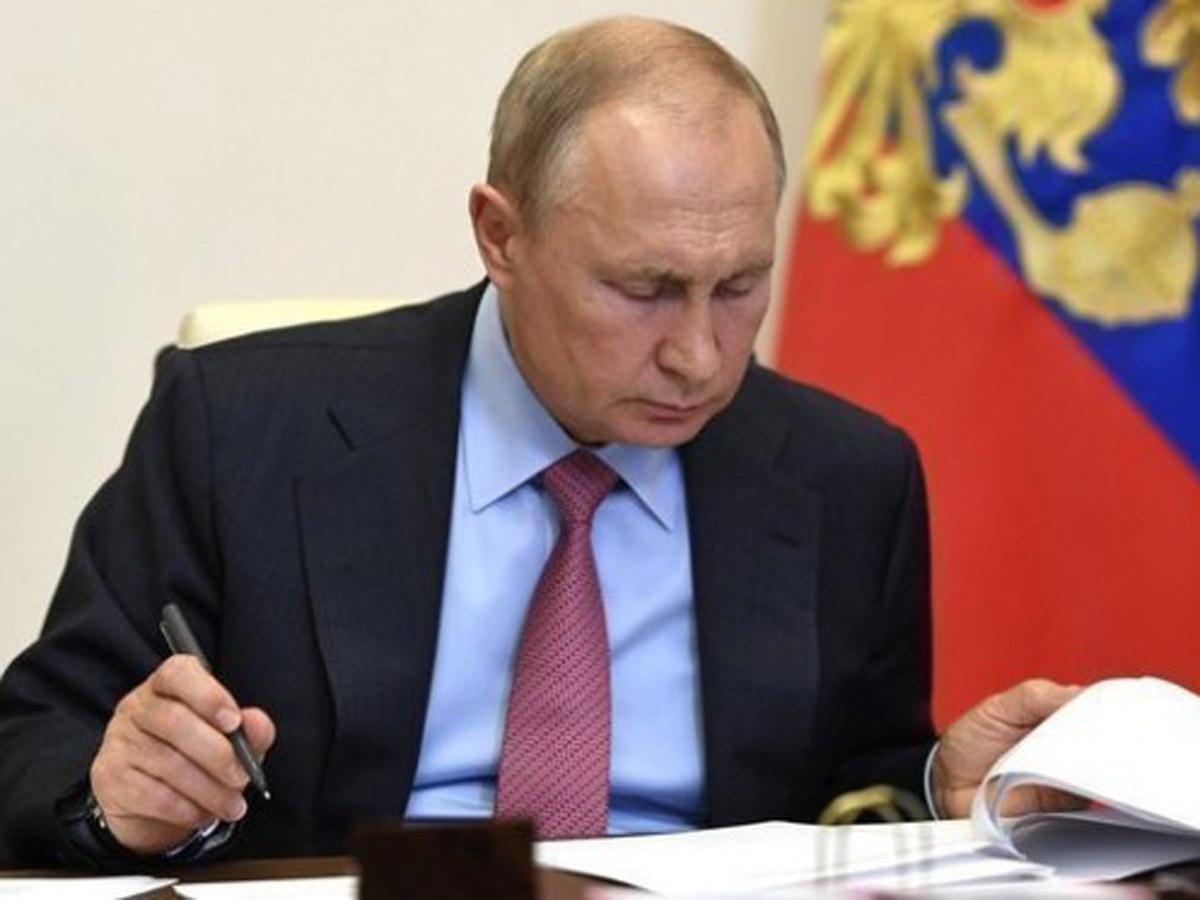 Путин о двойном гражданстве чиновников