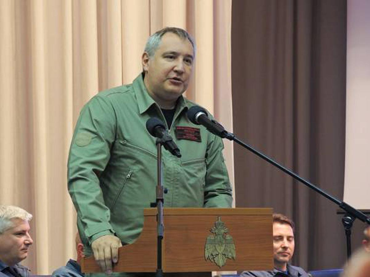 Рогозин о коррупции в ОПК