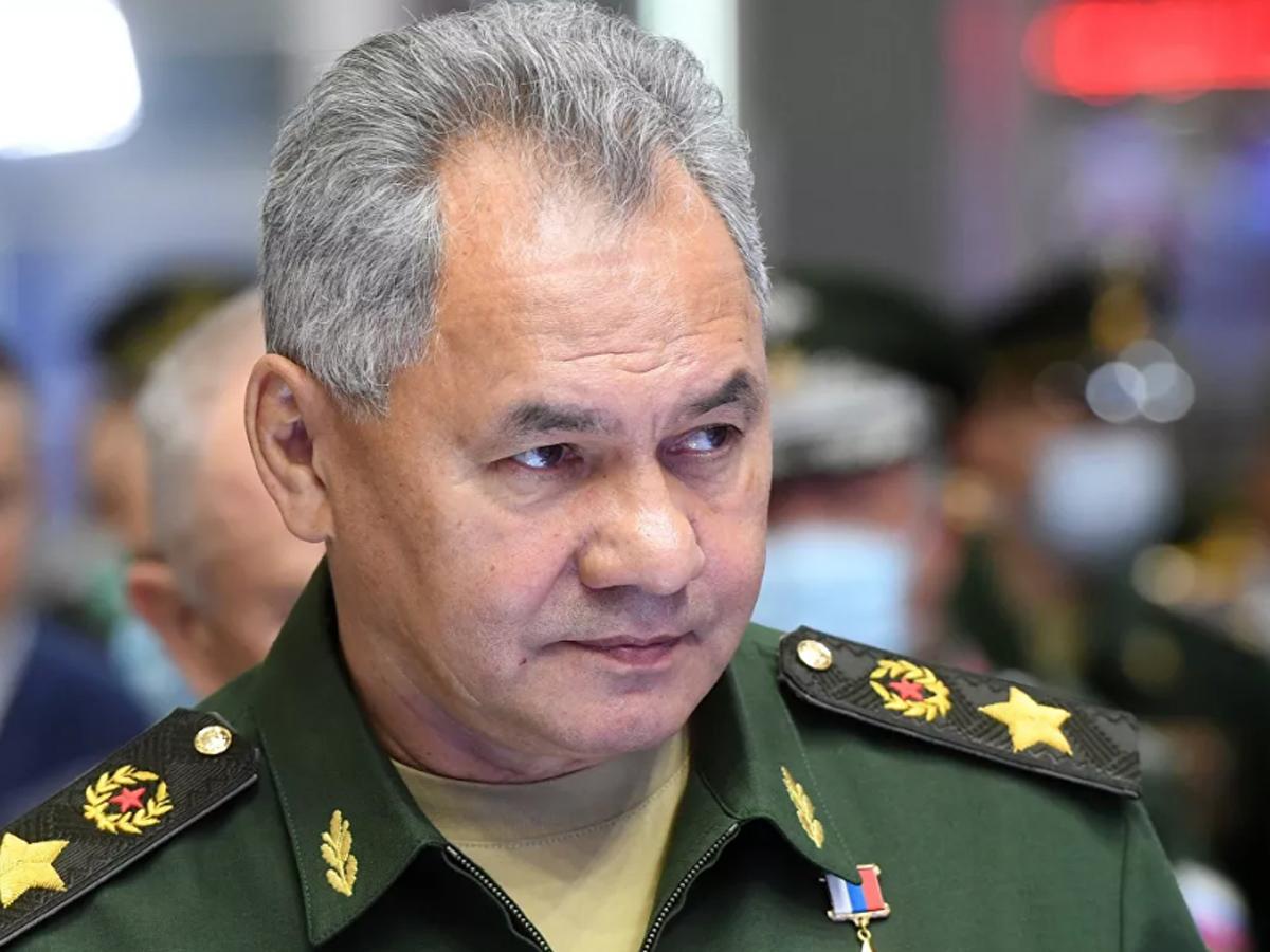 Шойгу Зеленскому о Крыме