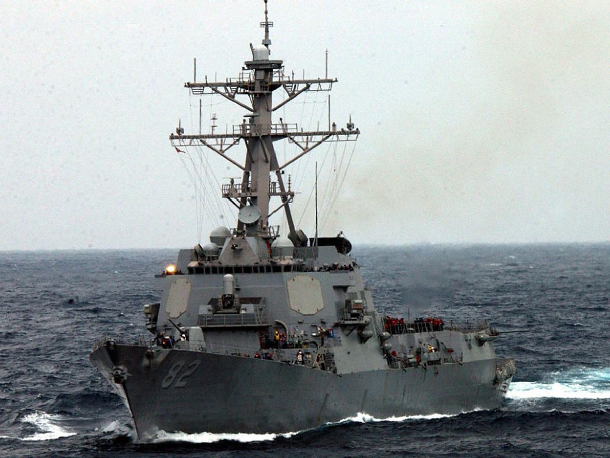 США налет самолетов в Черном море