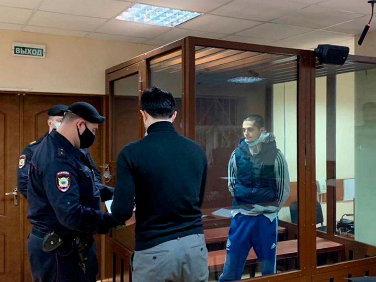 Джумаев получил пять лет колонии за драку с ОМОНом на акции в поддержку Навального