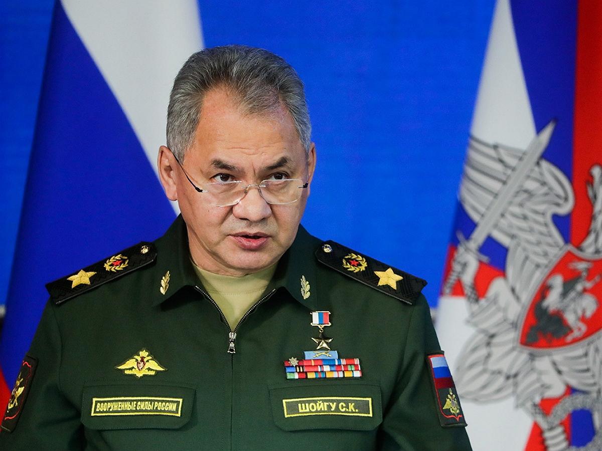Шойгу назвал самую страшную внутреннюю угрозу в России