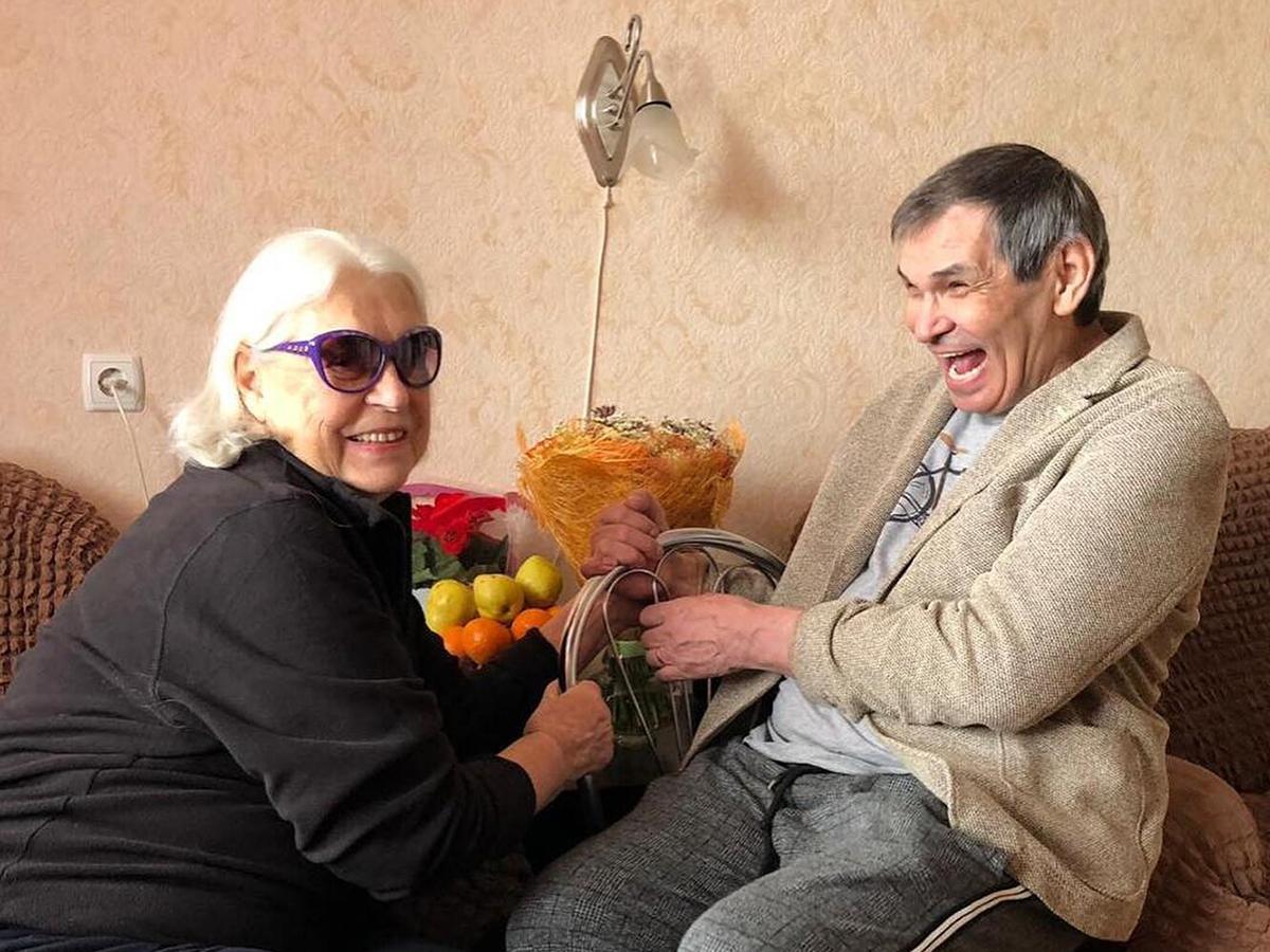 Лидия Федосеева-Шукшина Бари Алибасов