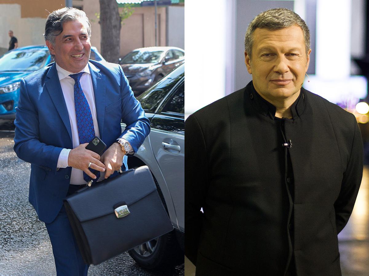 Соловьев Пашаев