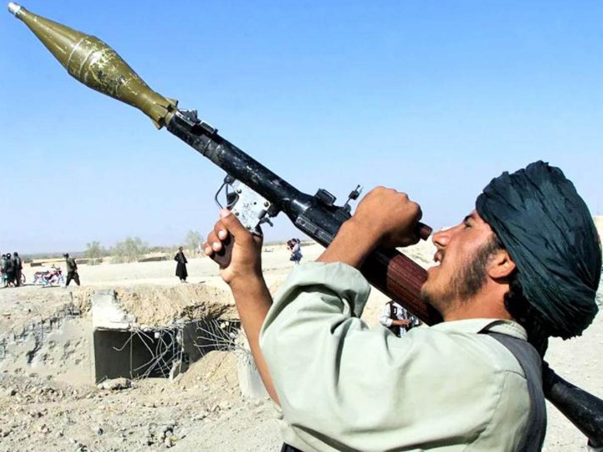 Стрелков талибы ракеты против РФ