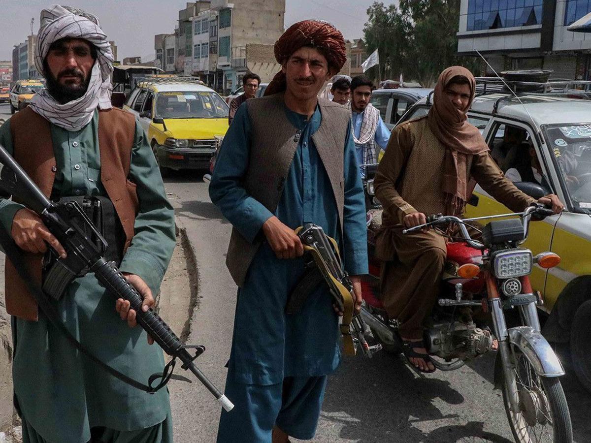 Талибы