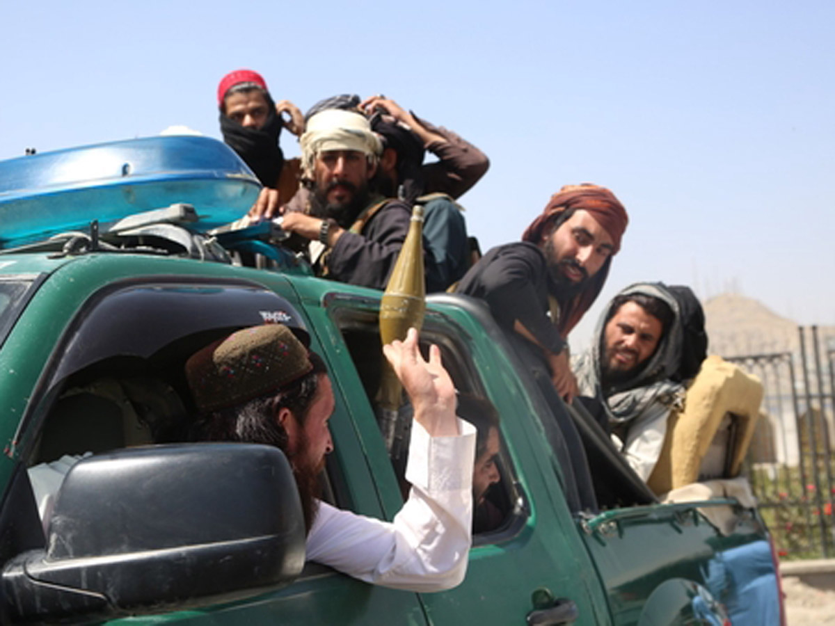 Талибы захват 2 самолета США