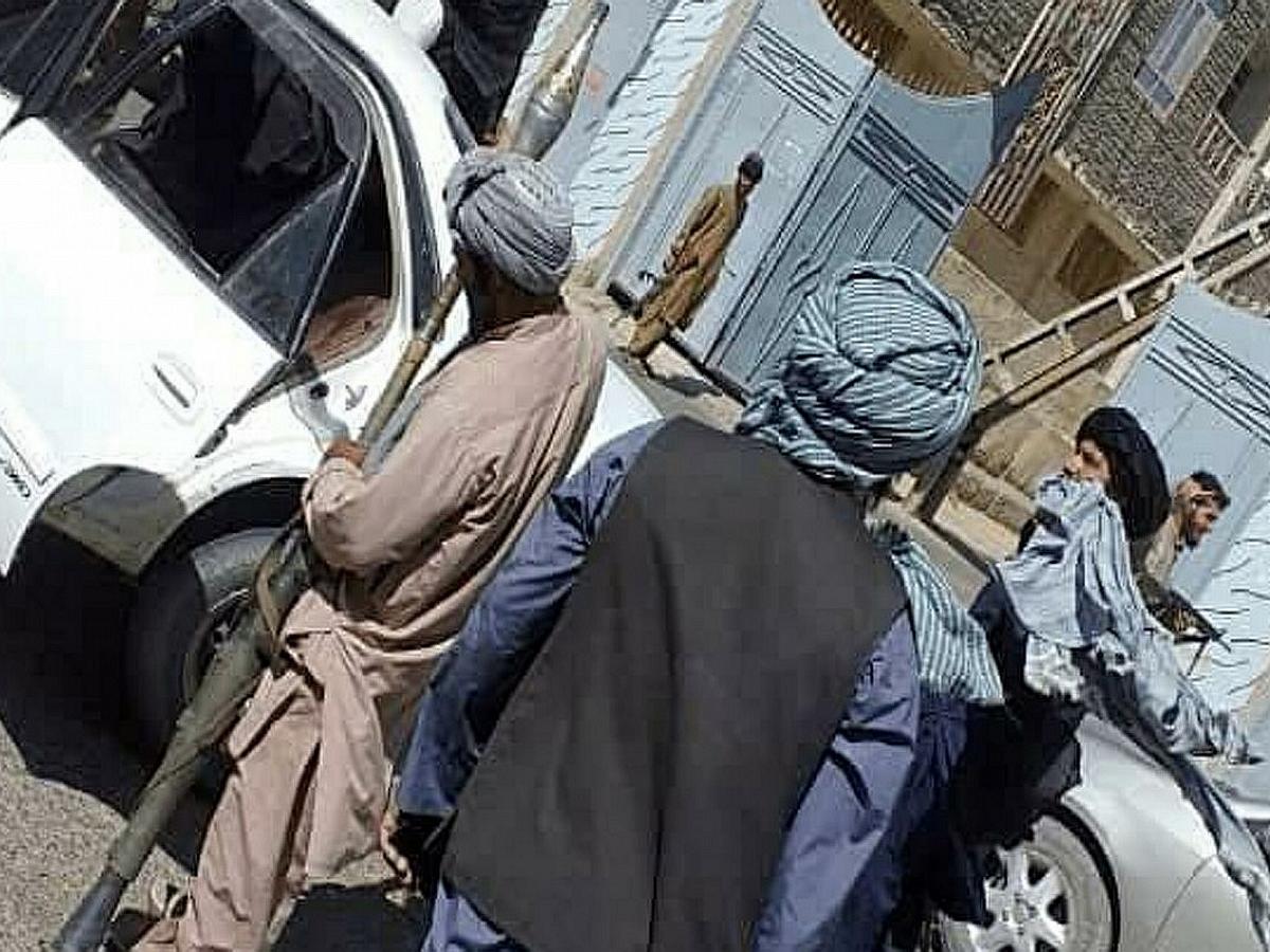 «Талибан» объявил о захвате Кандагара