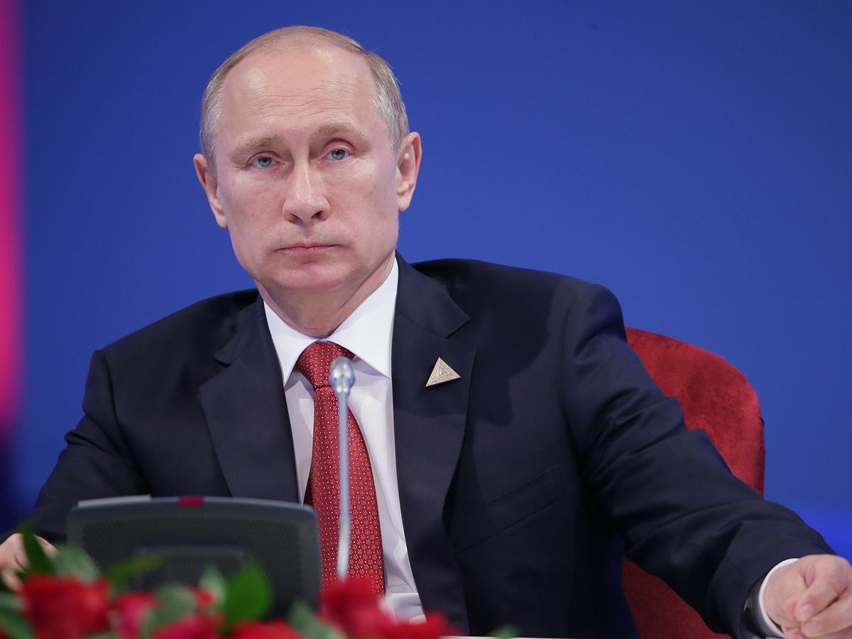 Путин усомнился в убийстве Митрополита Филиппа опричником Малютой Скуратовым