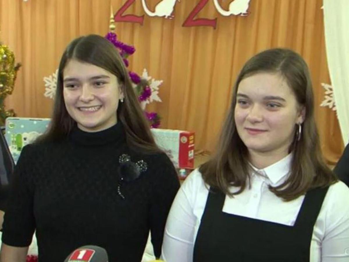 Внучки Лукашенко МГУ