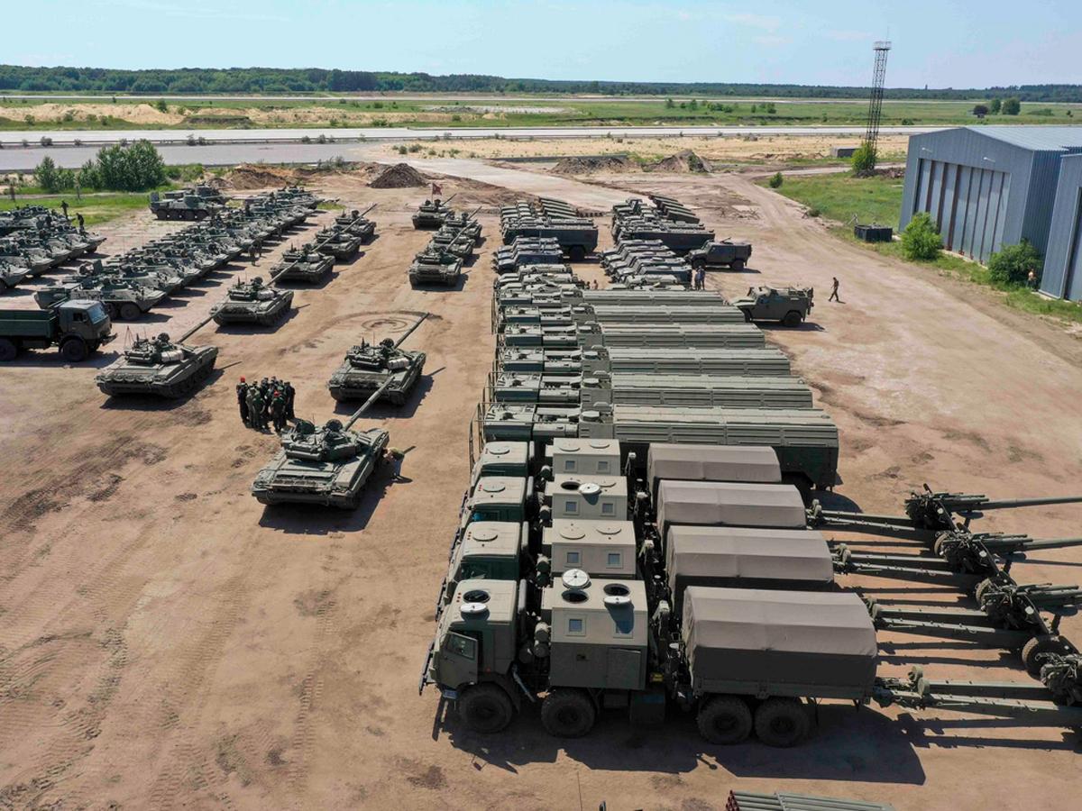 Военный о подготовке к войне в Крыму