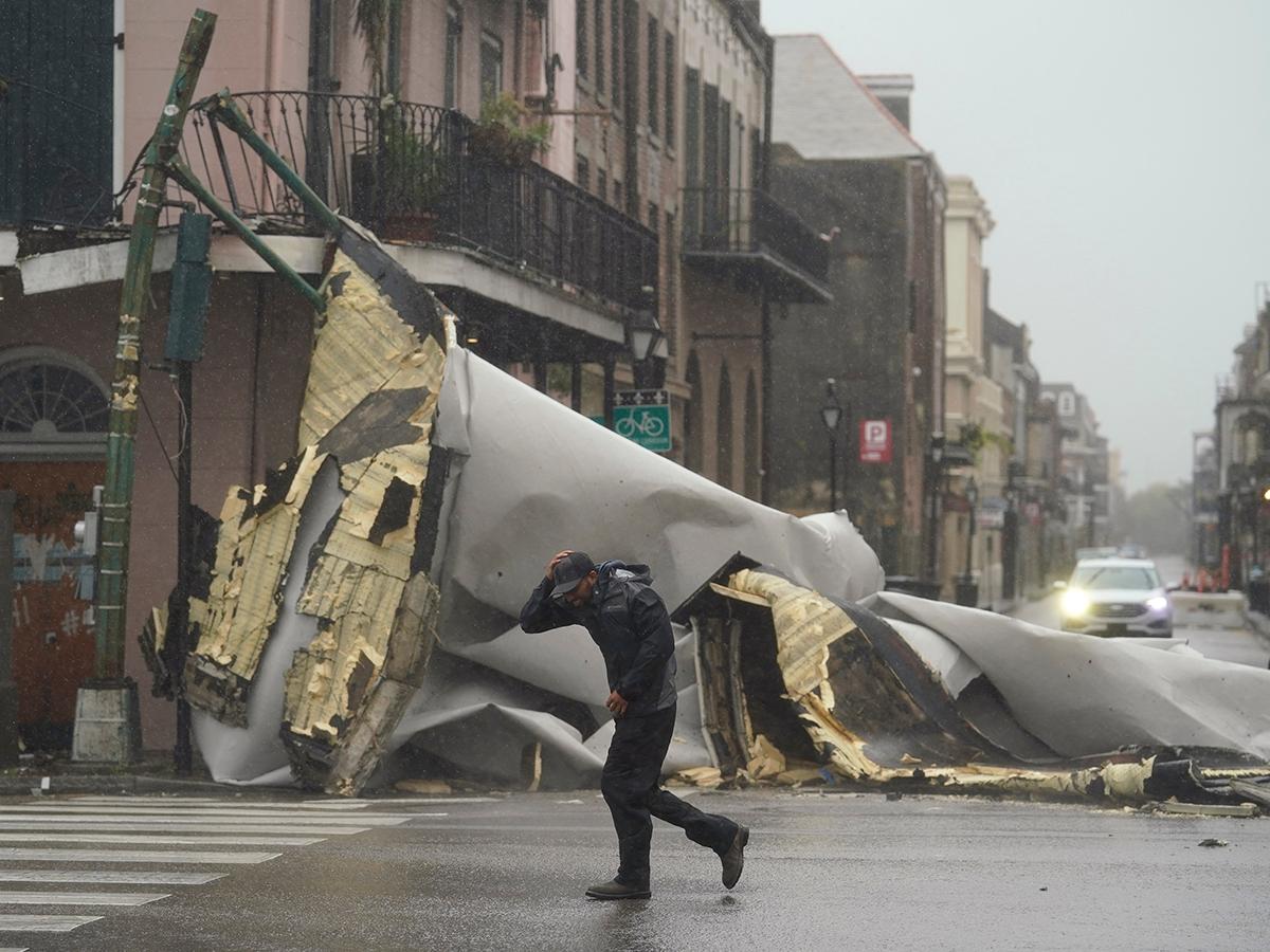 Ураган Луизиана
