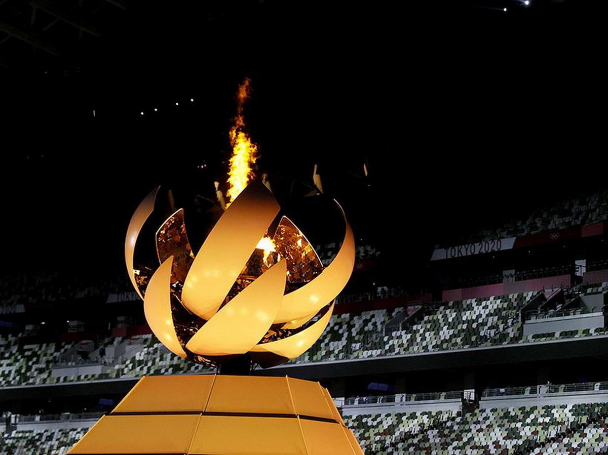 Закрытие Олимпиады 2020