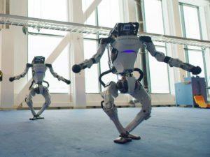 Обучение роботов-паркурщиков за кулисами Boston Dynamics показали в Сети