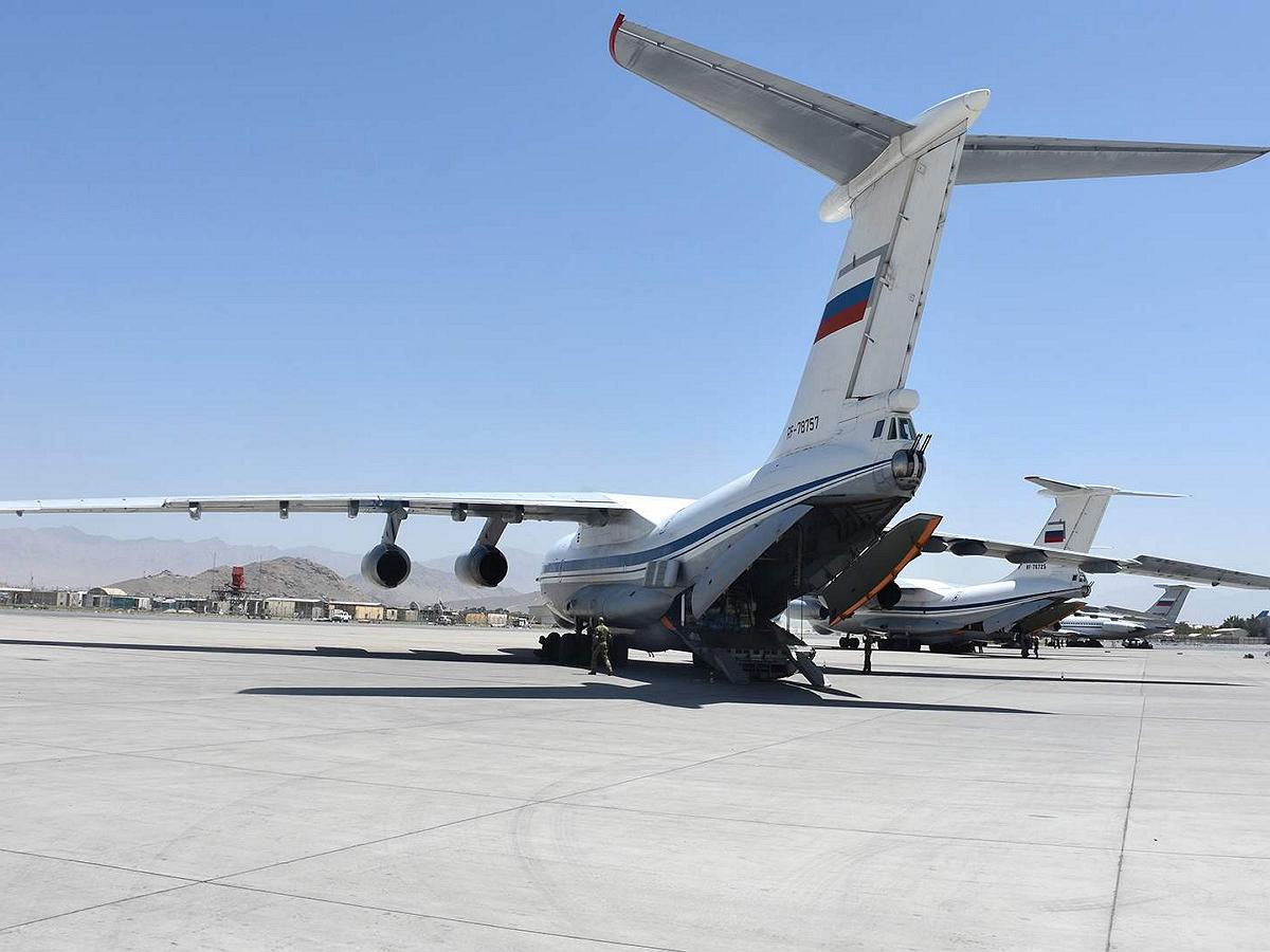 Украинцы отказались от эвакуации из Кабула на самолетах Минобороны РФ