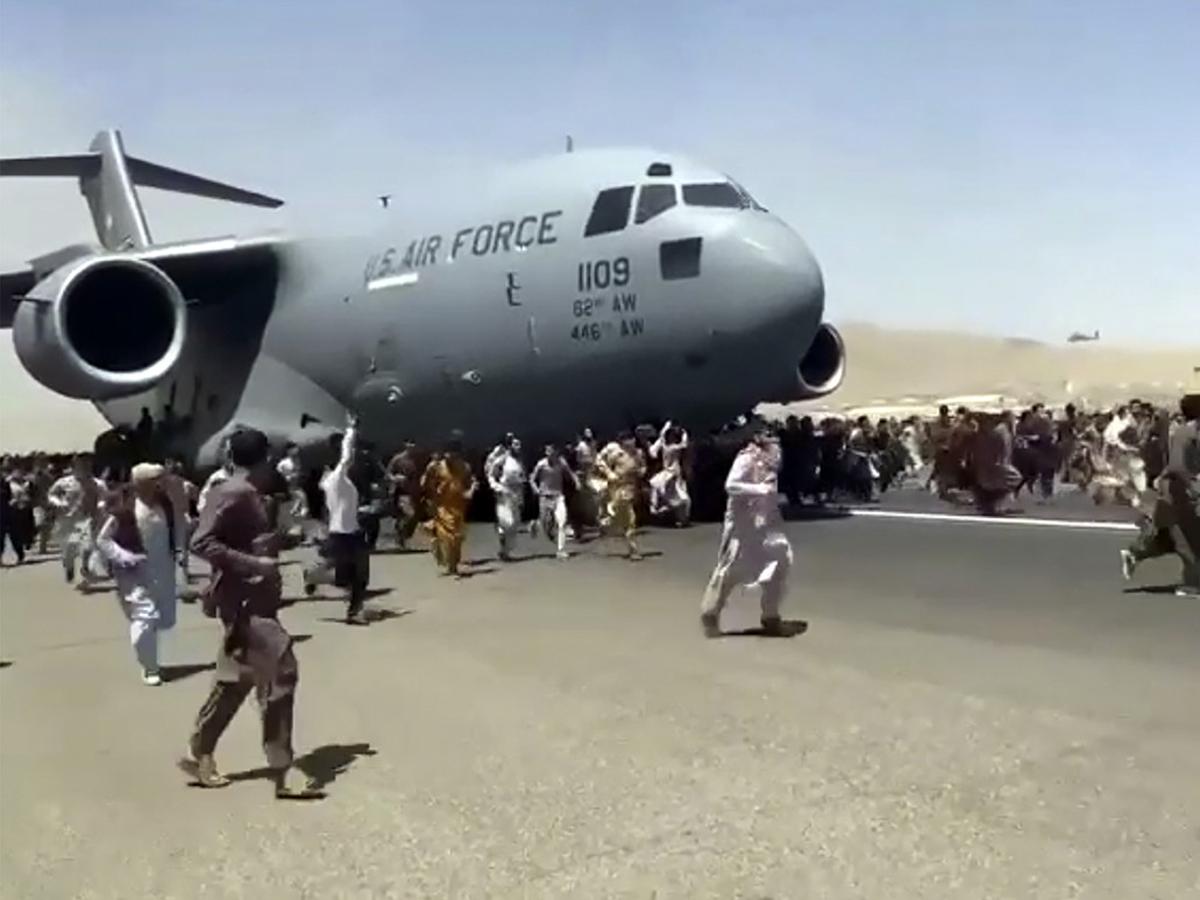 постпред США о видео из Кабула
