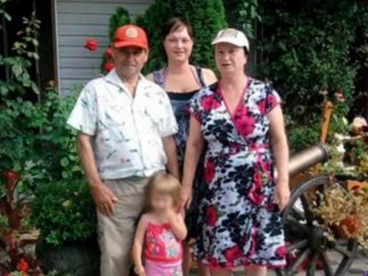 Семья умерла после прививки