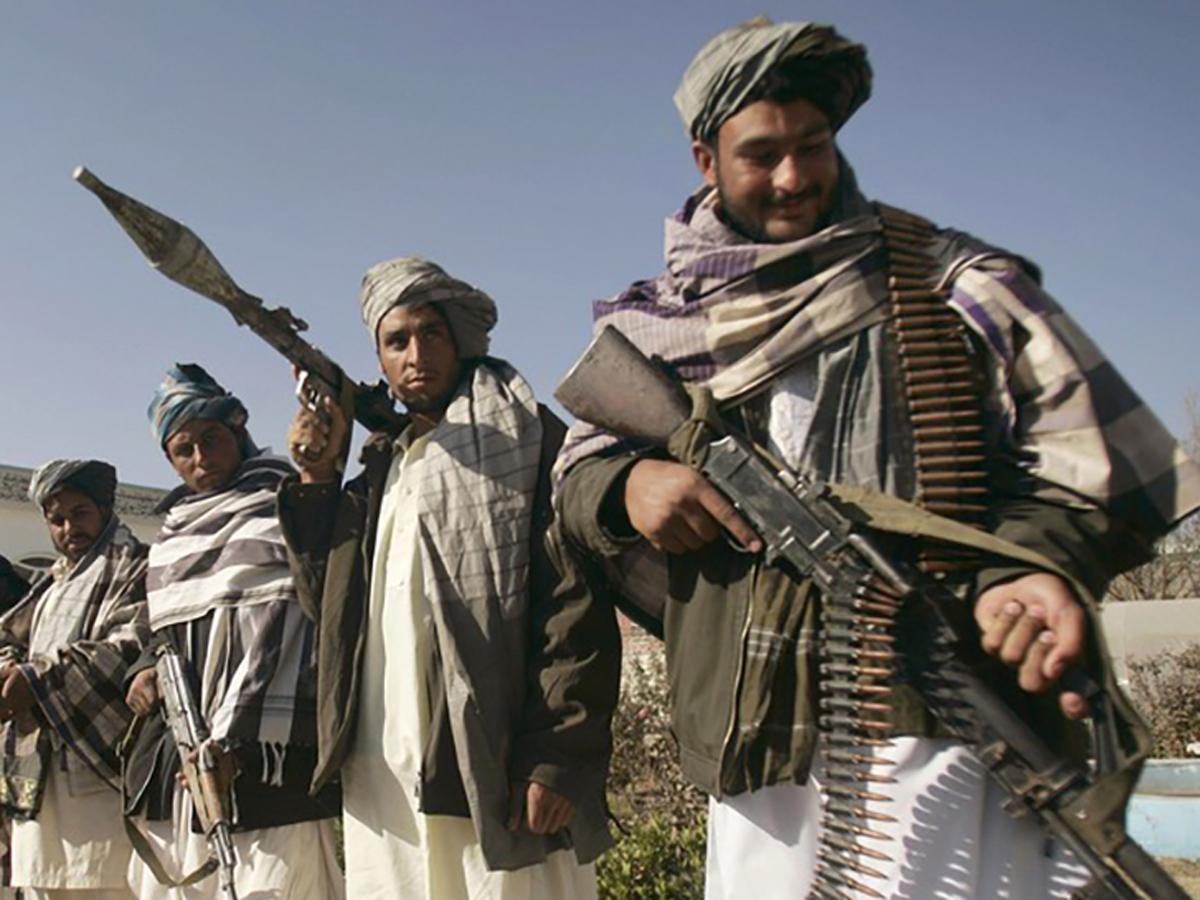 талибы Афганистан оснащенная армия