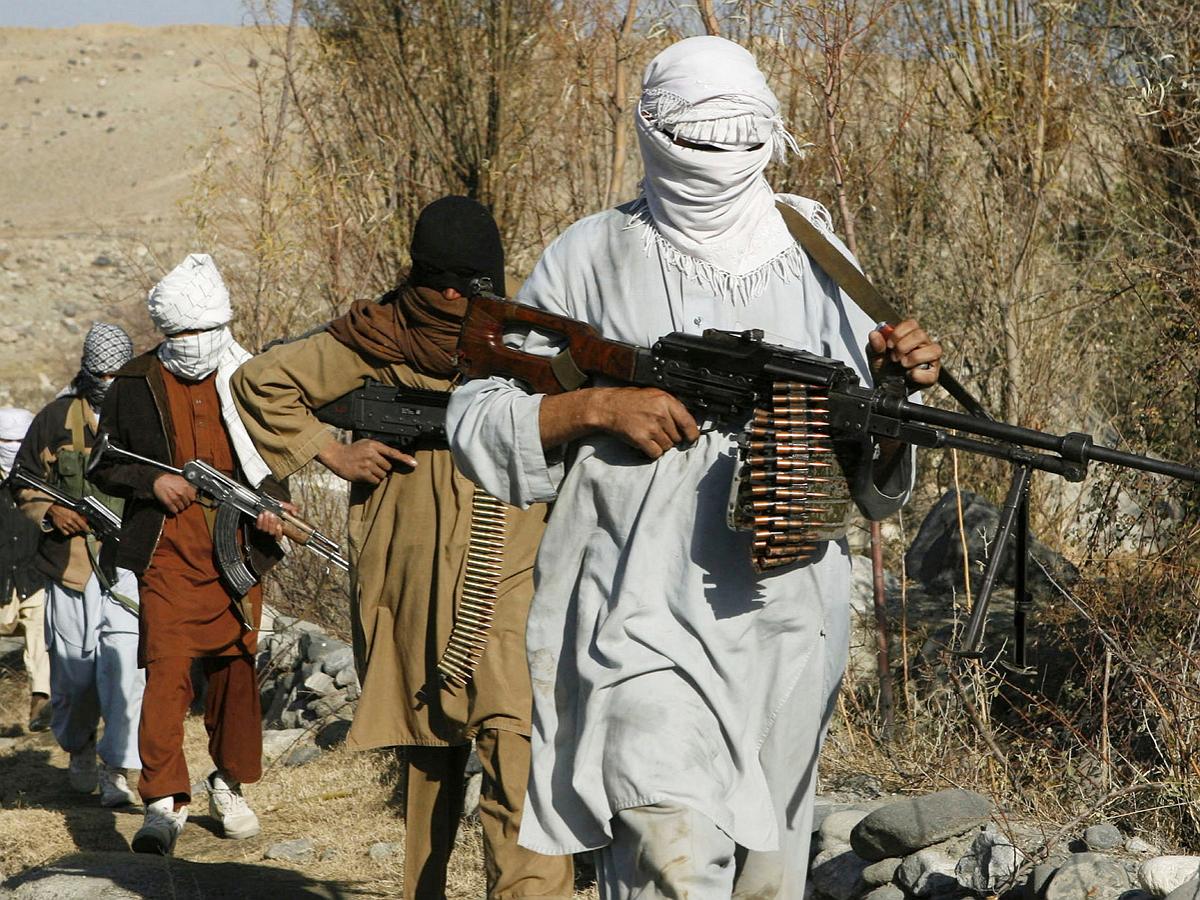 Талибы* опубликовали первое спустя долгое время фото своего лидера